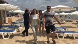 Ангелкова: Водата и плажовете по Черноморието са чисти