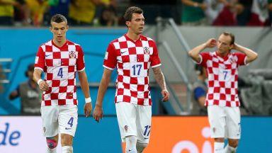 Отборите на Мондиал 2018: Хърватия идва с куп звезди от елита на Европа