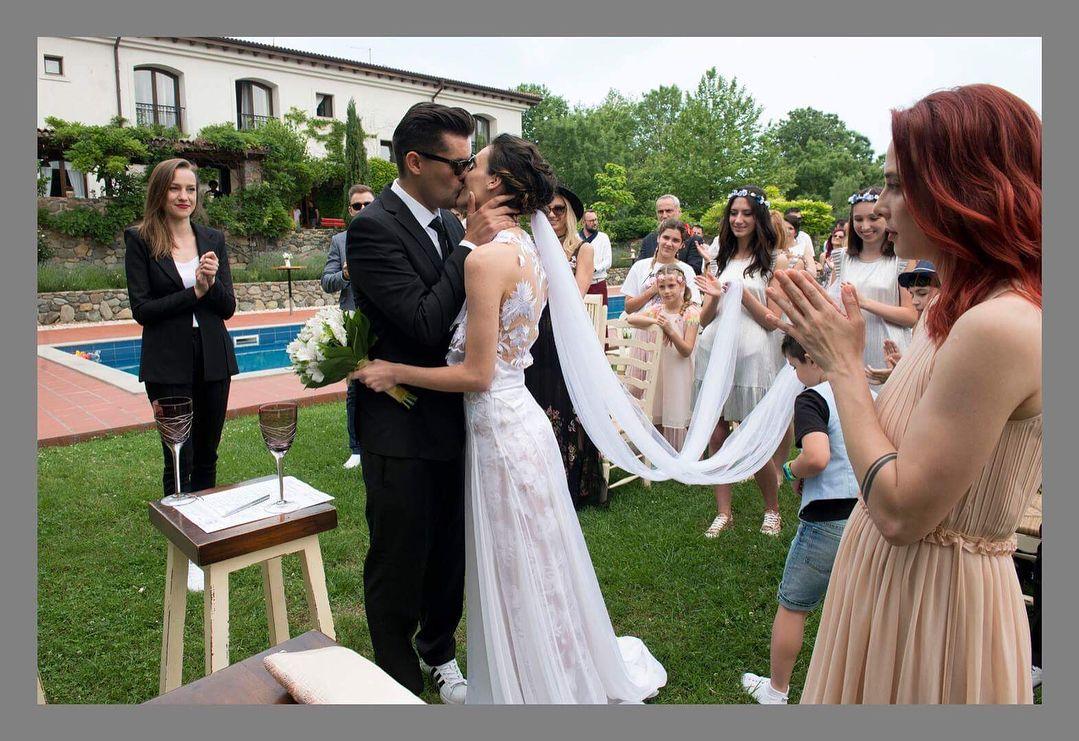 Сватбата на Луиза и Мартин