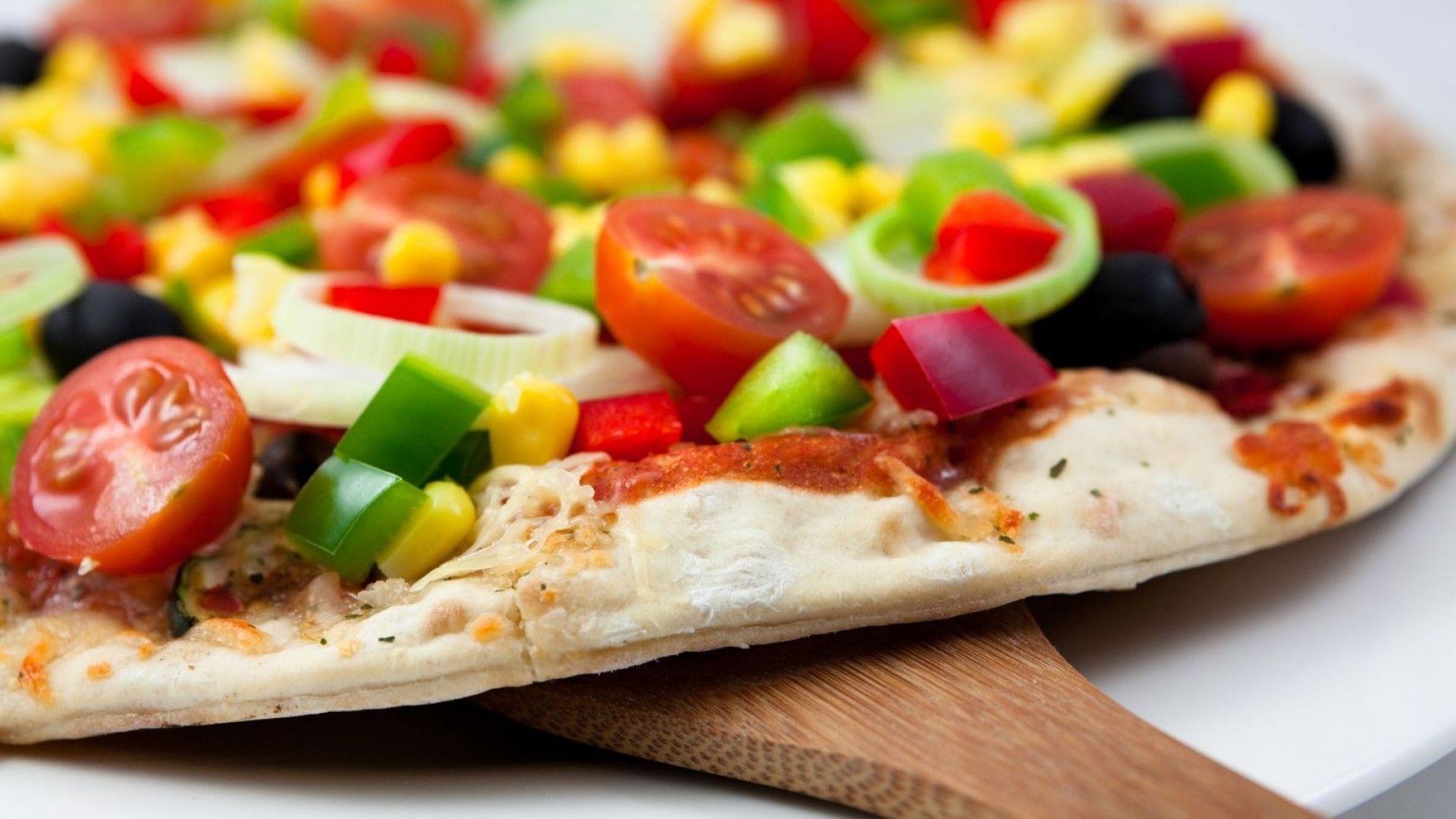 Учени измислиха пица, която удължава живота