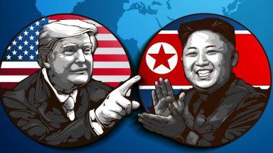 Блокират центъра на Сингапур заради Тръмп и Ким Чен-ун