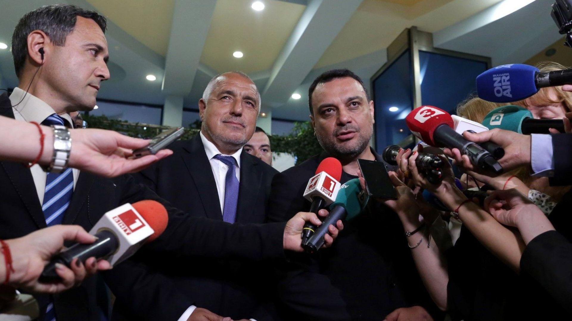 Борисов: Не съм съгласен, че сме победили Макрон