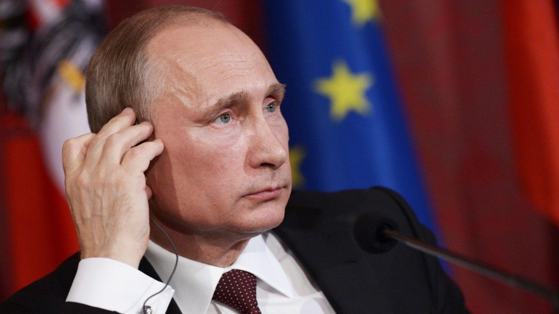 Путин и Тръмп договарят среща през юли