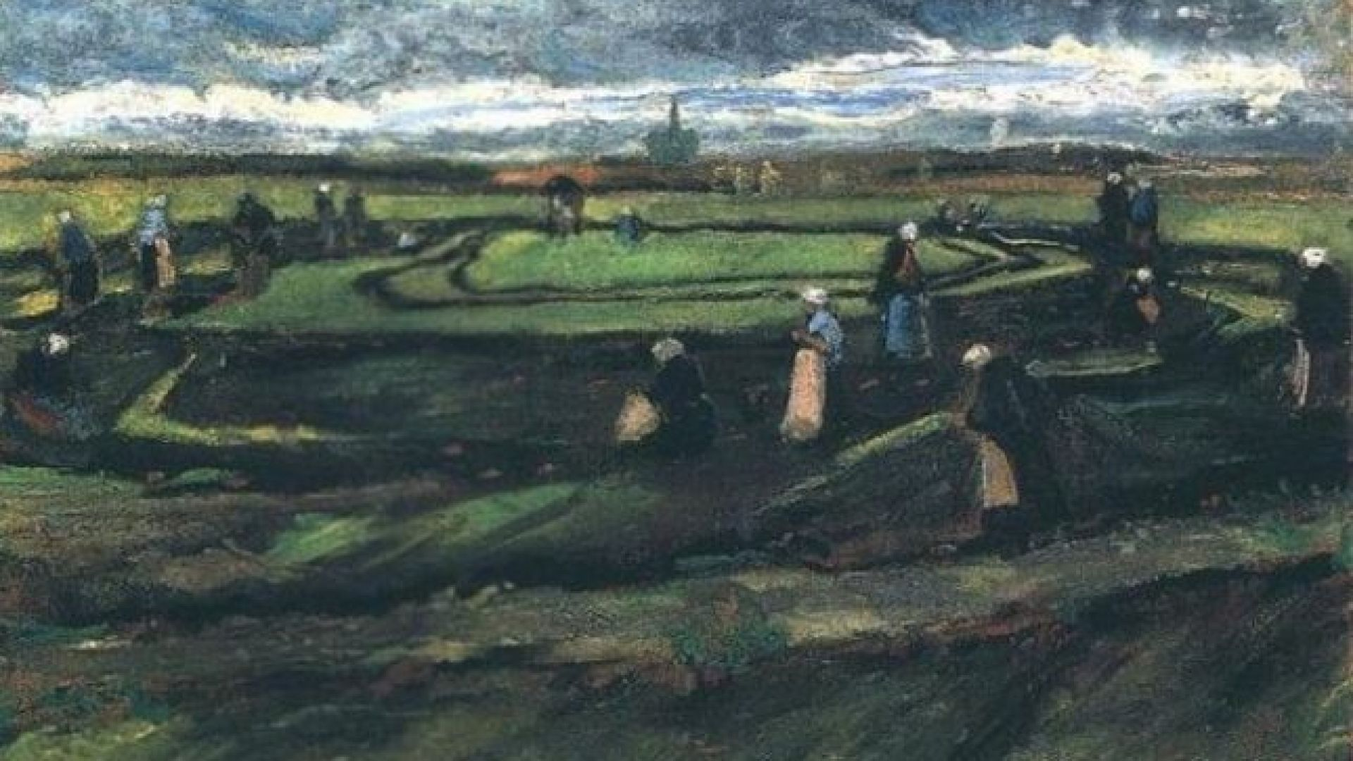 Продадоха картина на Ван Гог за рекордните 7 млн. евро