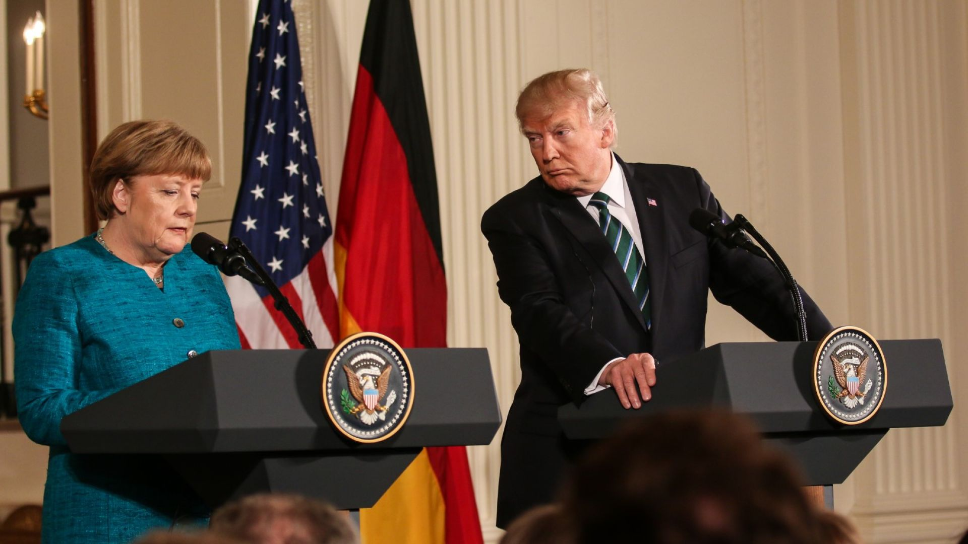 Среща с Меркел, противоречията остават