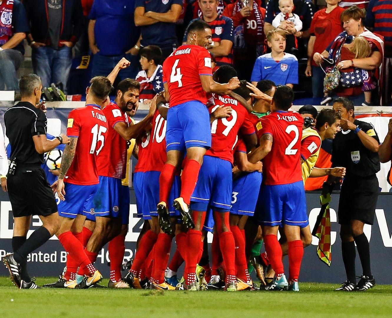 Тимът постигна важна победа над САЩ в квалификациите