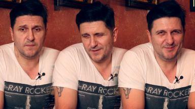 Асен Блатечки: Никога няма да направя представления с два стола и една маса, за да печеля пари