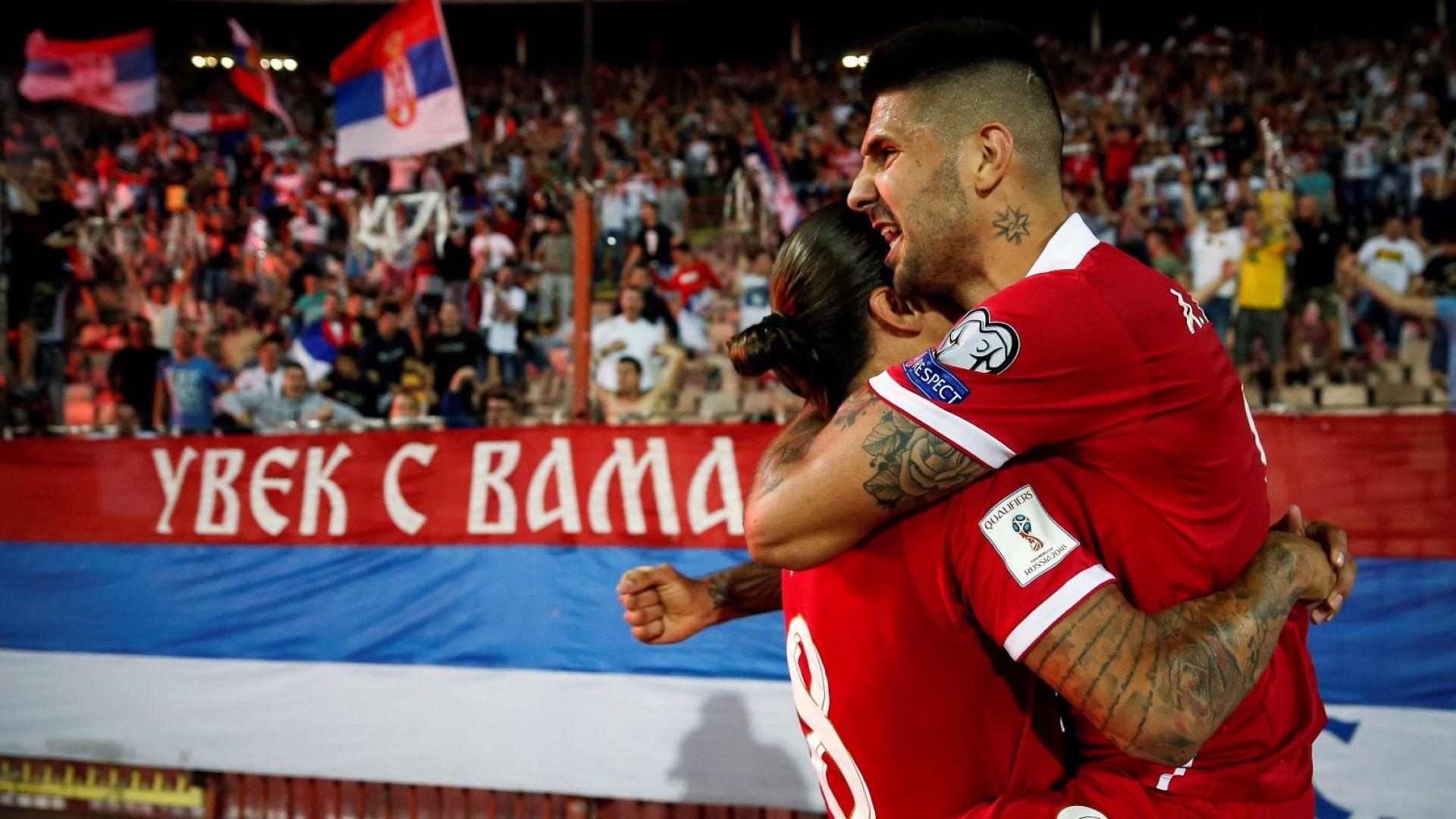 Отборите на Мондиал 2018: Сърбите имат играчи, време е да направят отбор