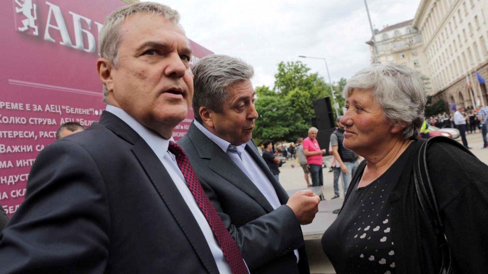 АБВ: Кабинетът да реагилизира големия шлем на Първанов