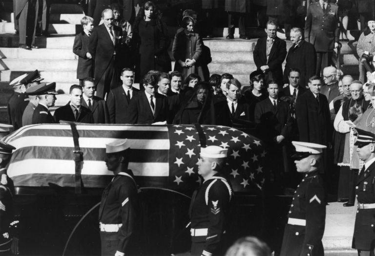 Погребението на Джон Кенеди