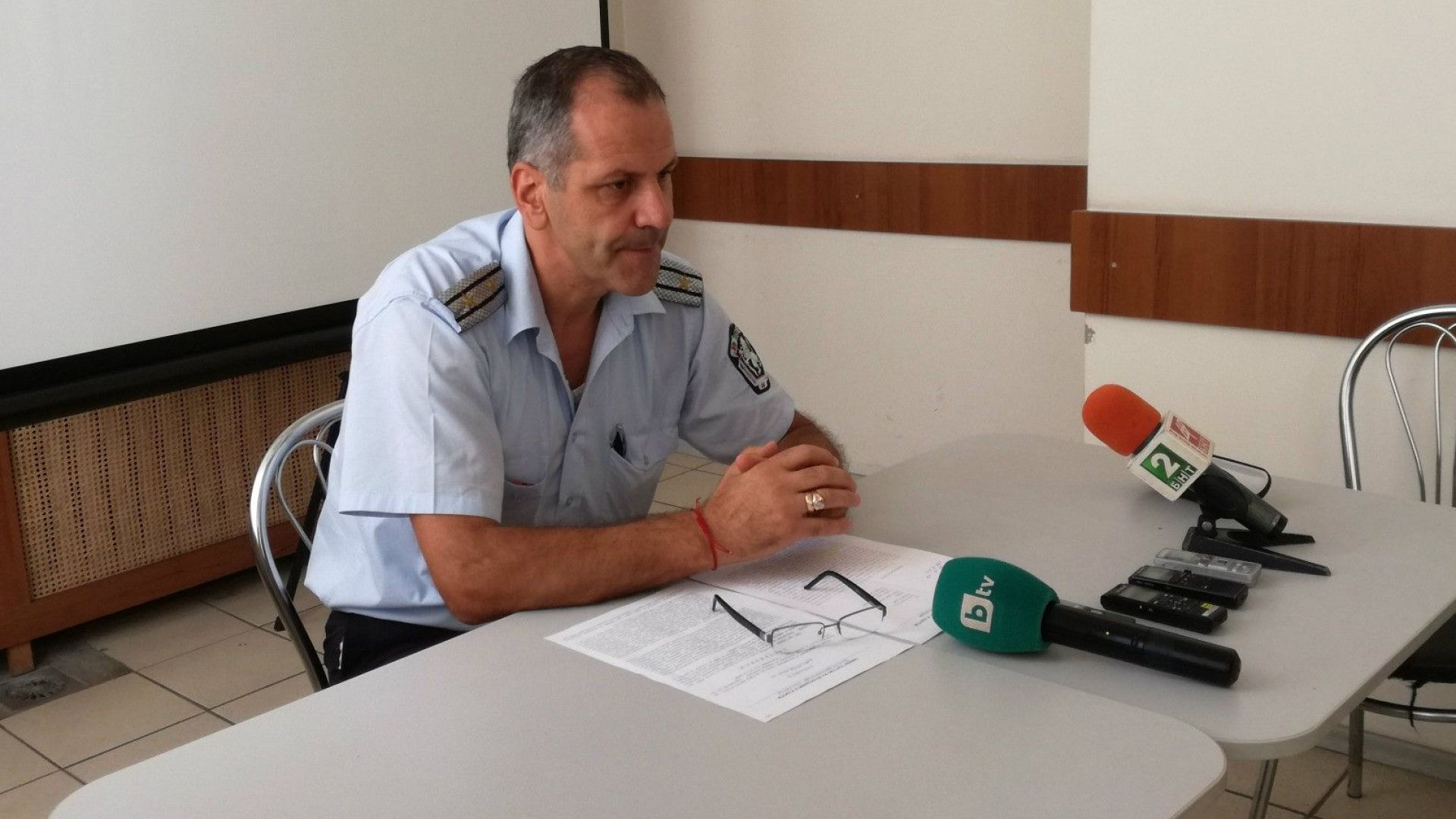 Съдът не се смили над шефа на КАТ-Благоевград и го остави в килията