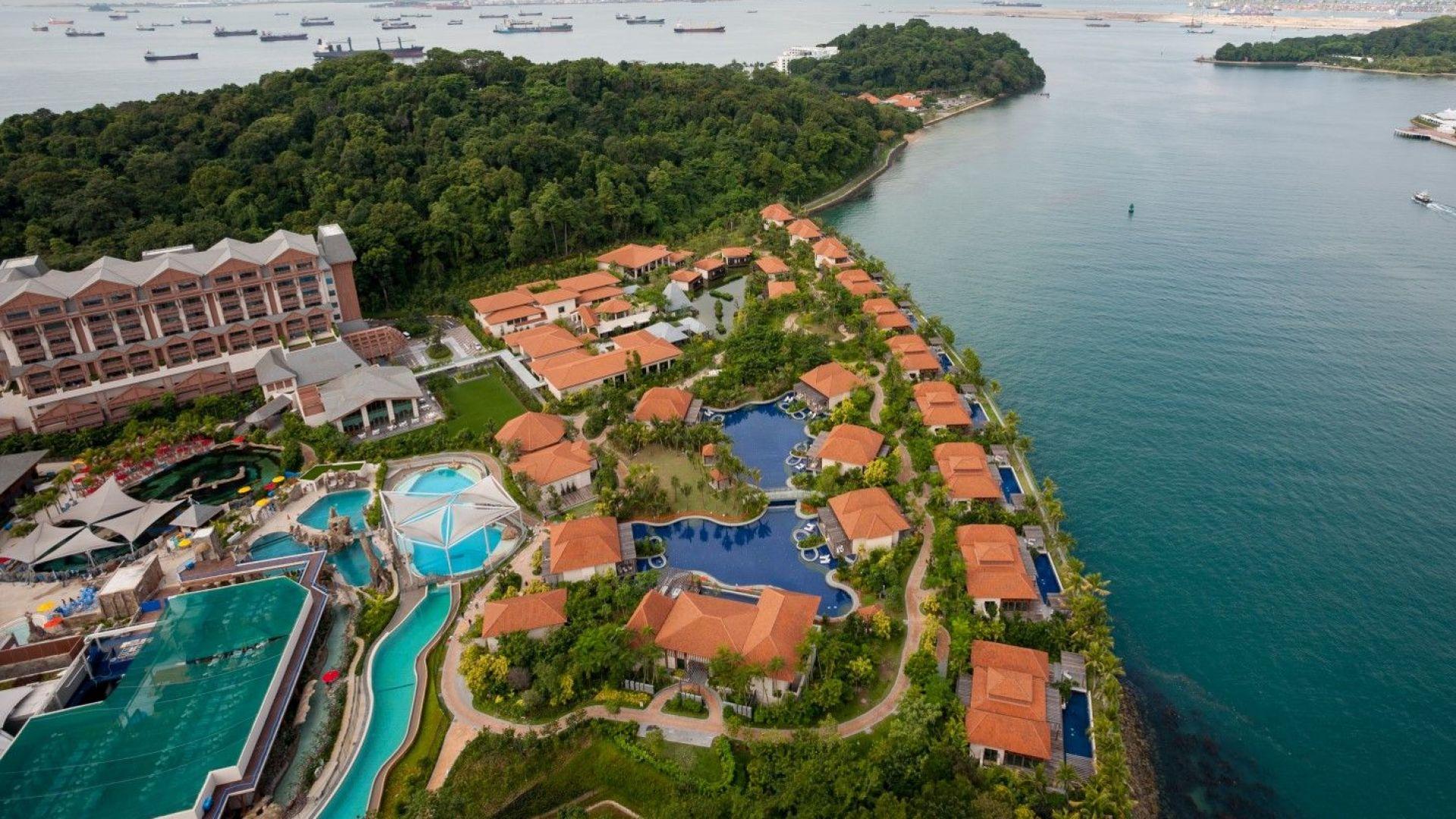 Срещата Тръмп-Ким ще се състои в хотел на остров Сентоса