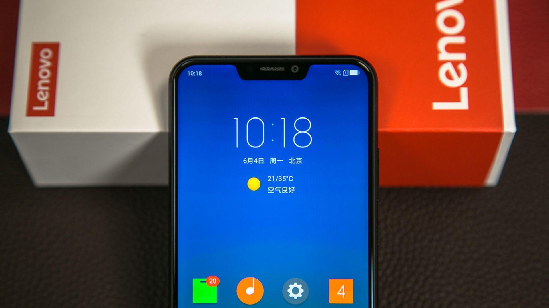 Lenovo представи новия си смартфон