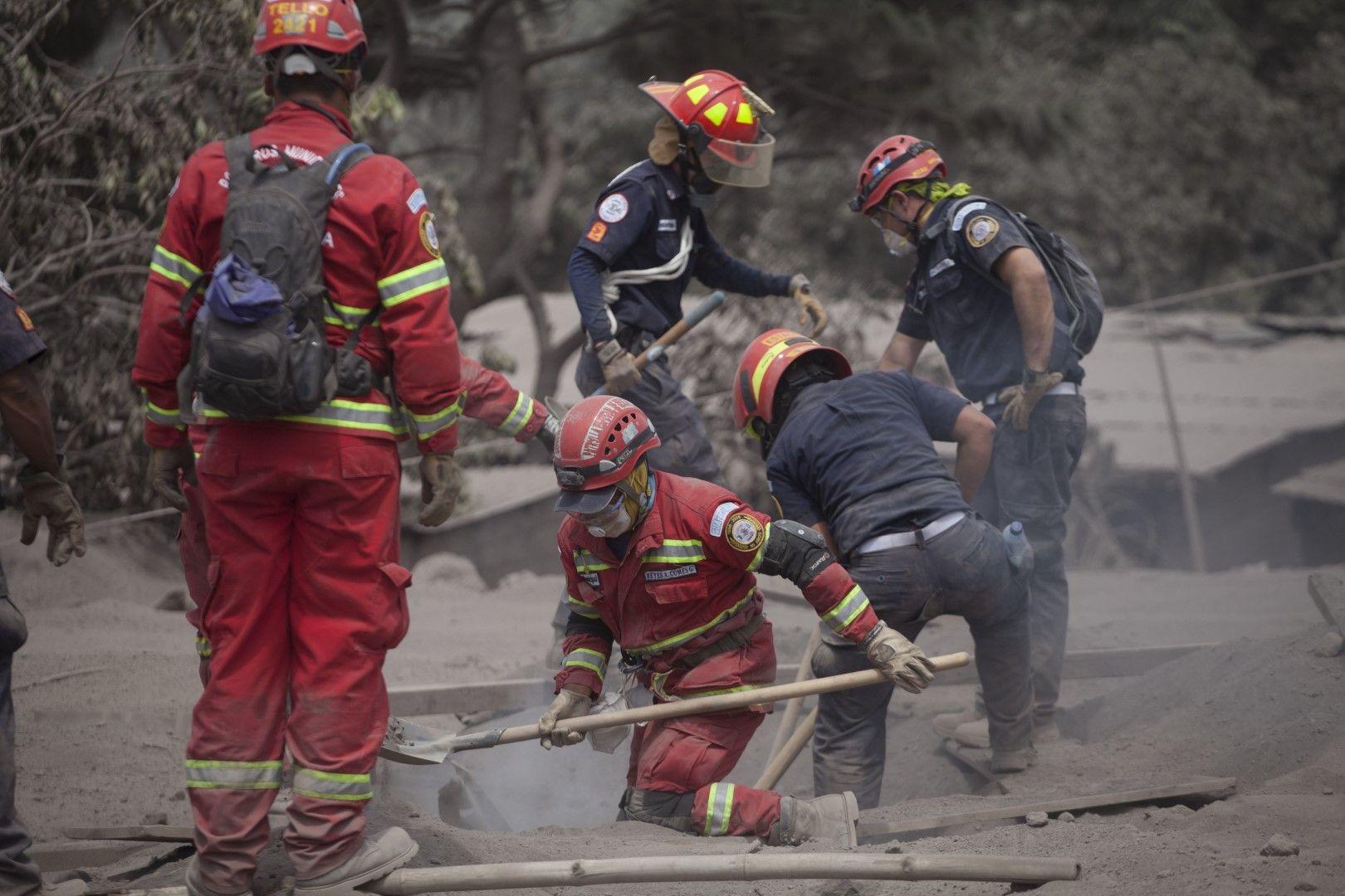 Шест населени места са евакуирани