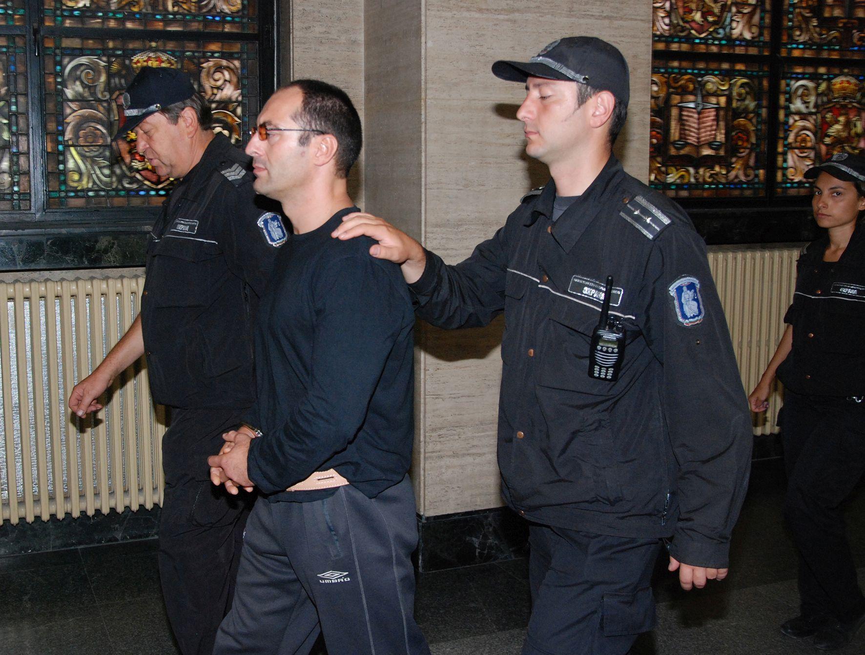 Владимир Пелов излежаваше 30-годишна присъда