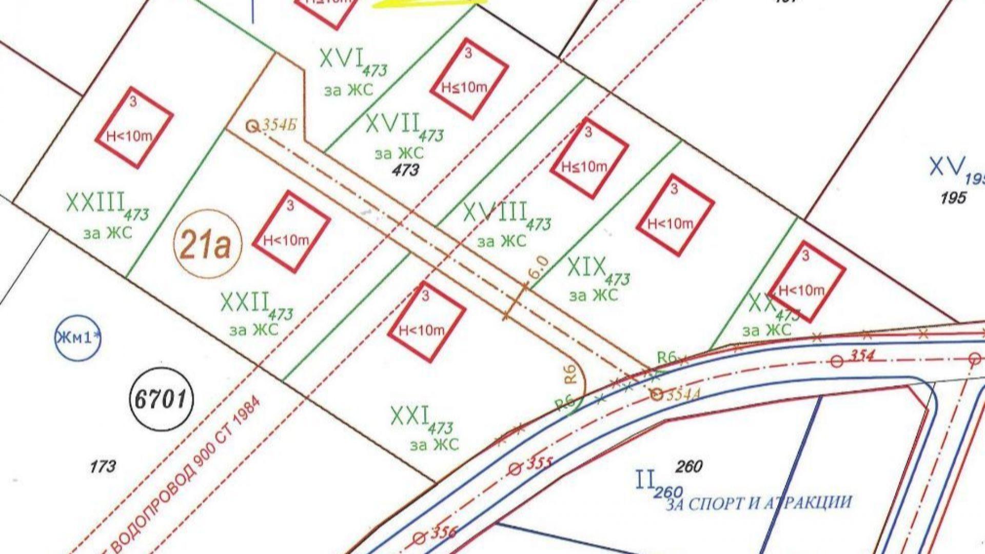 Бум на предлагането на парцели в Панчарево