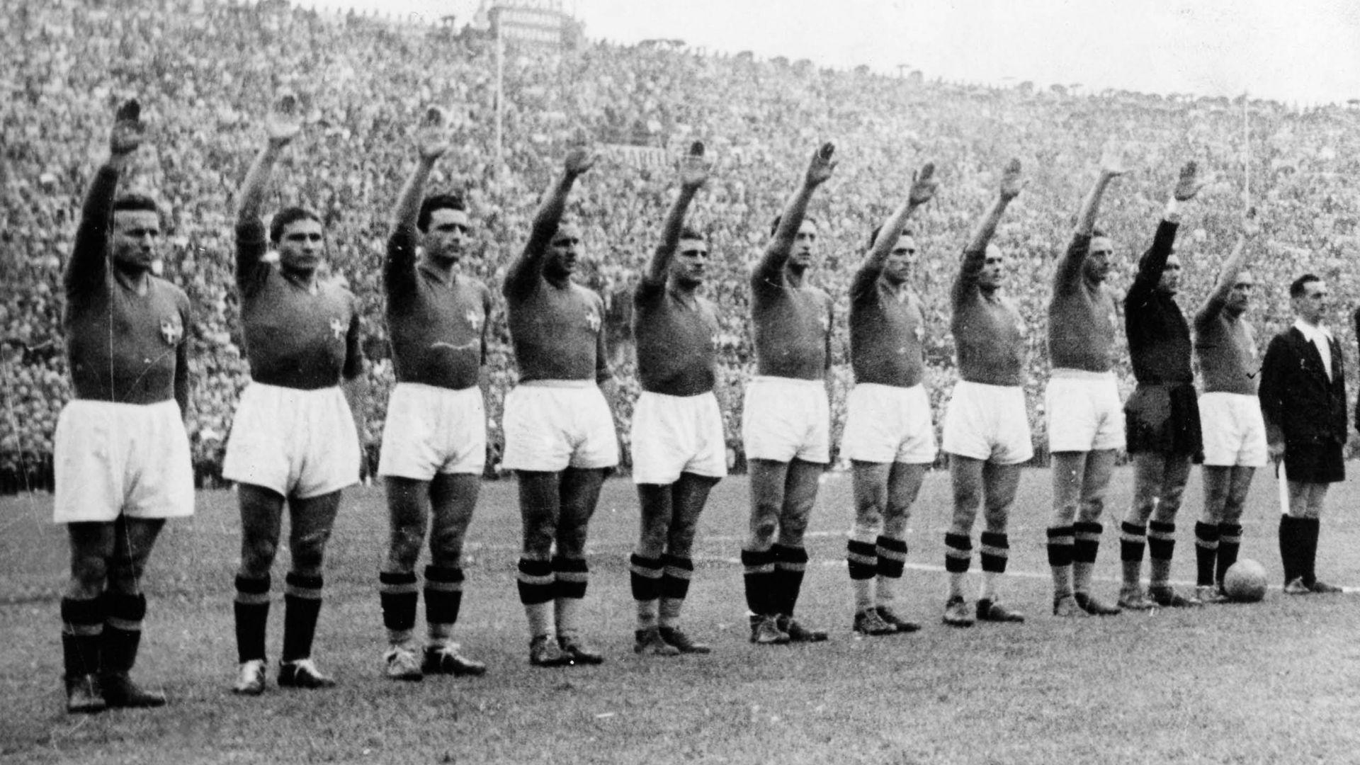 Историята на Световните първенства: Мондиалът на Мусолини