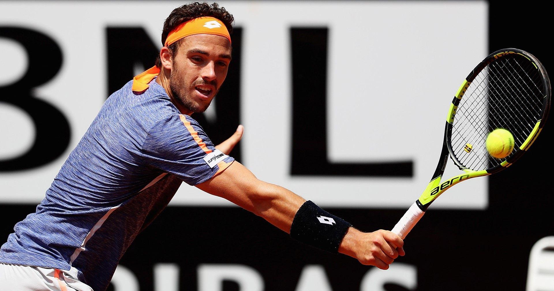 """До старта на """"Ролан Гарос"""" тази година, Марко нямаше победа в турнир от Големия шлем."""