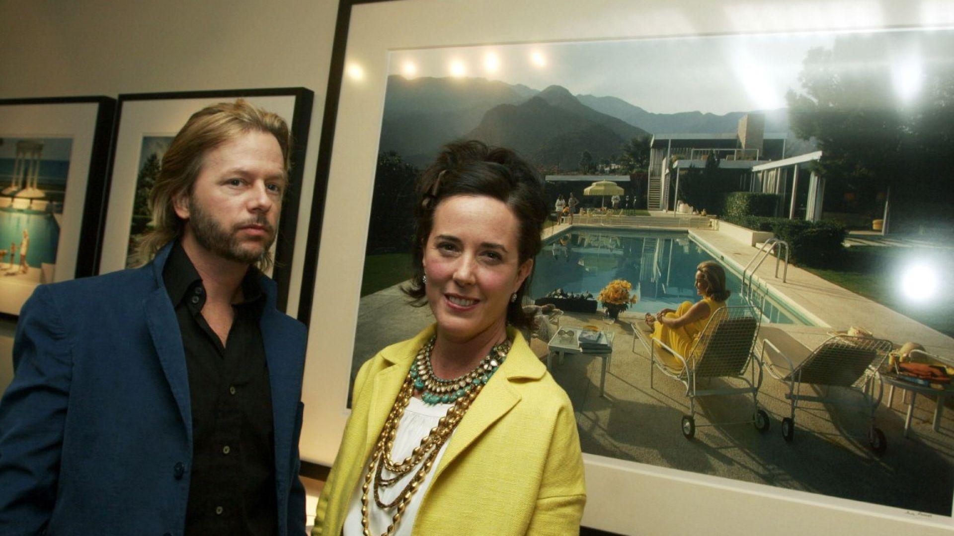 Намериха мъртва американската дизайнерка Кейт Спейд