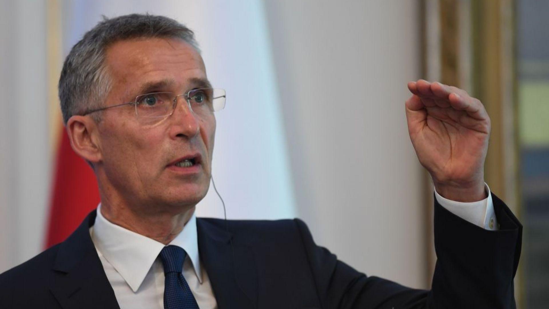 Шефът на НАТО за армия на ЕС: Не одобряваме паралелни структури