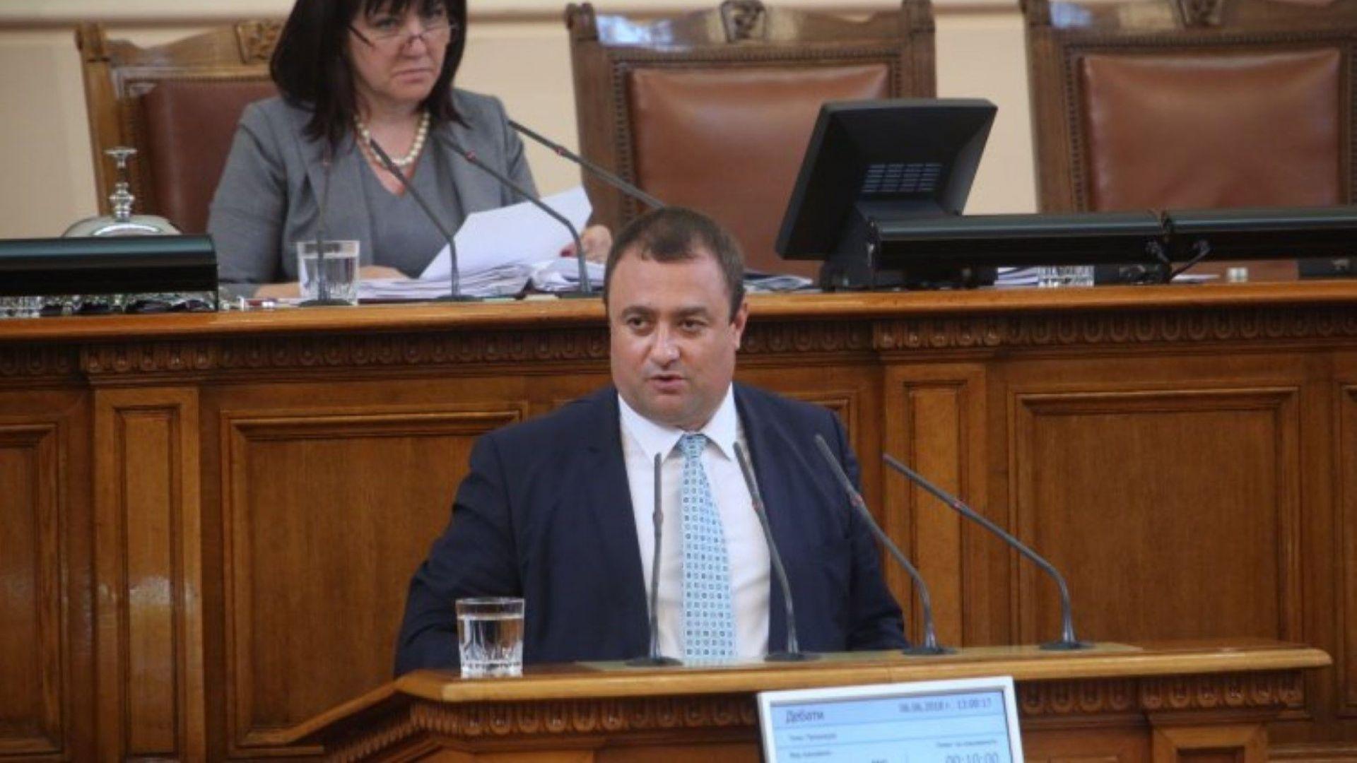Иван Иванов за убийството в Ботевград: Ръководството на МВР е абдикирало от своите ангажименти
