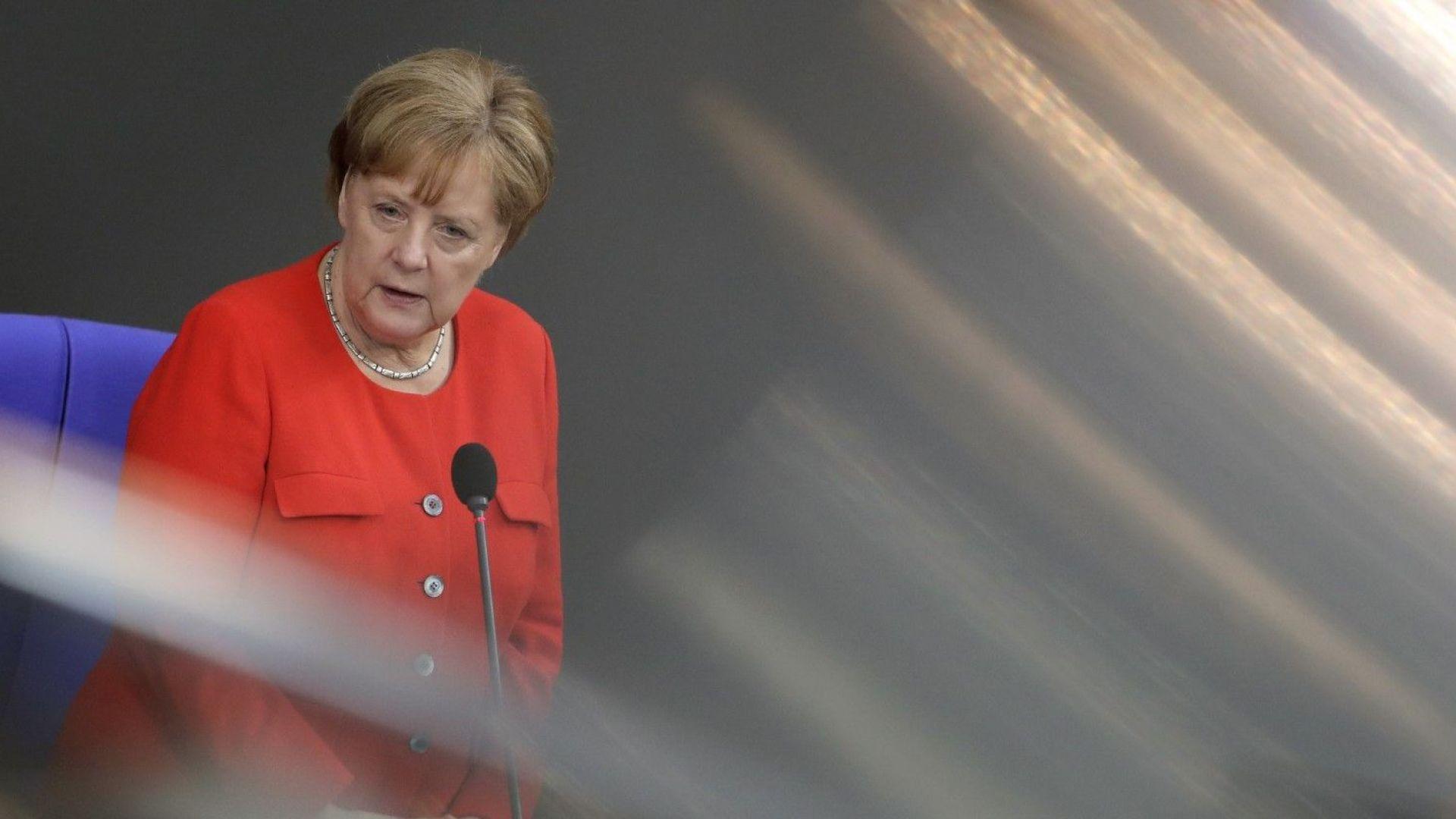 Решават съдбата на Ангела Меркел днес