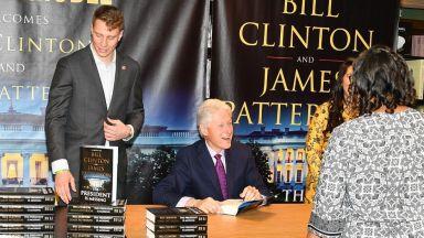 Политическият трилър на Бил Клинтън и Джеймс Патерсън