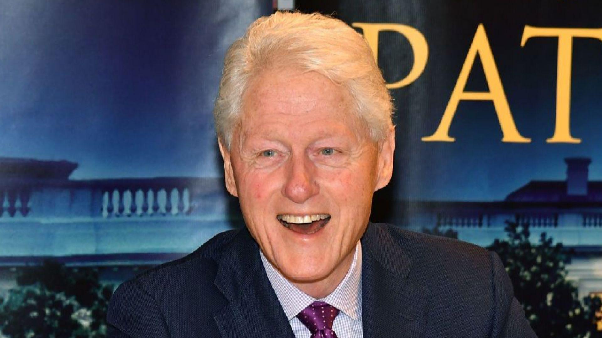 Дебютният роман на Бил Клинтън може да стане бестселър