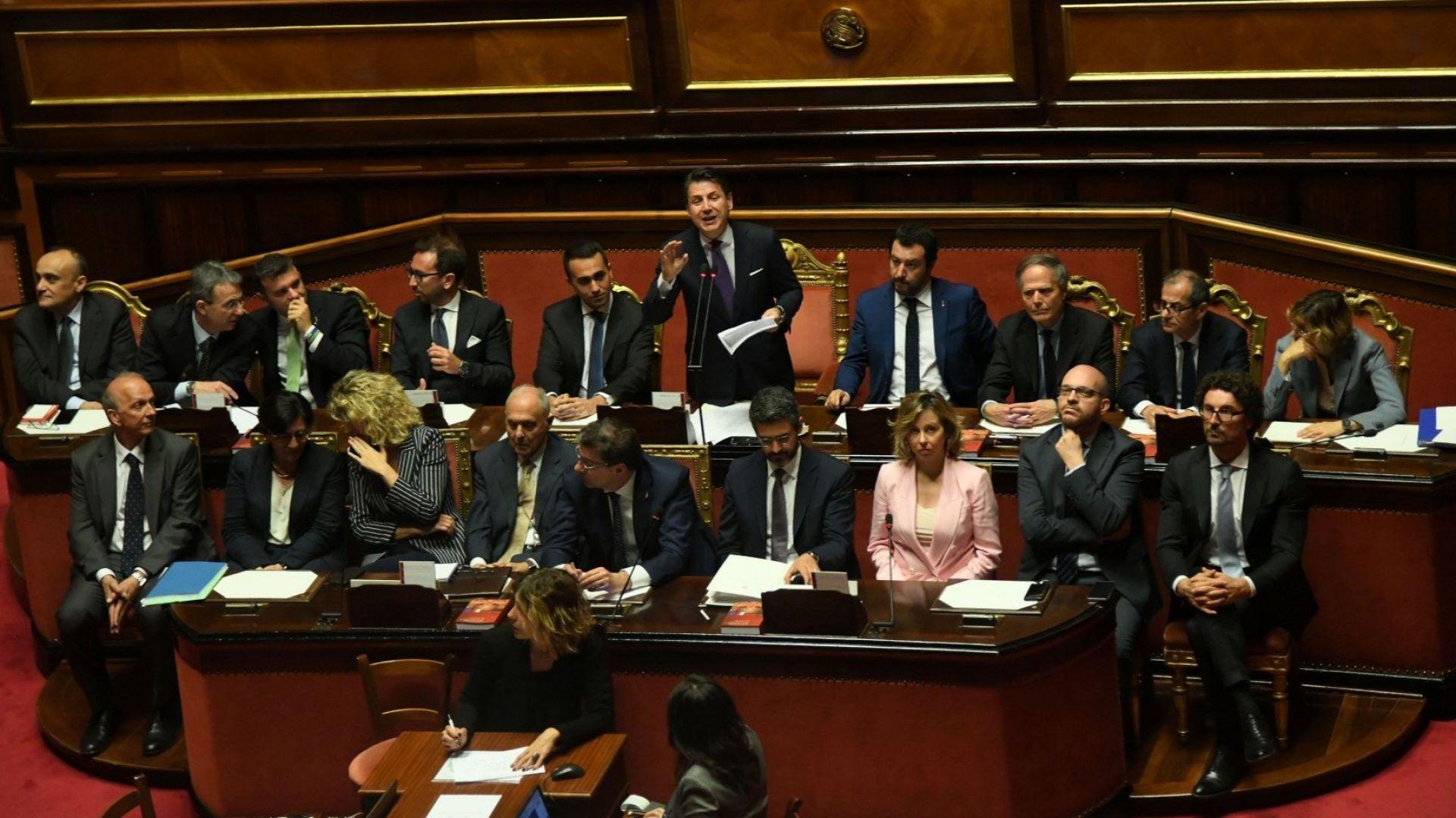 Трансадриатическият газопровод ще бъде преразгледан, обяви новият италиански екоминистър