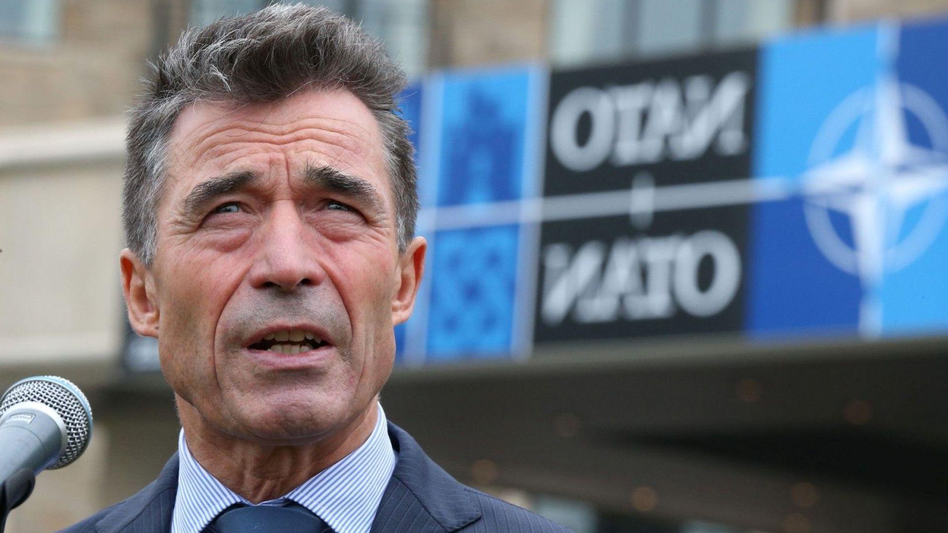 Бивш шеф на НАТО: Русия може да прегази Украйна за няколко дни