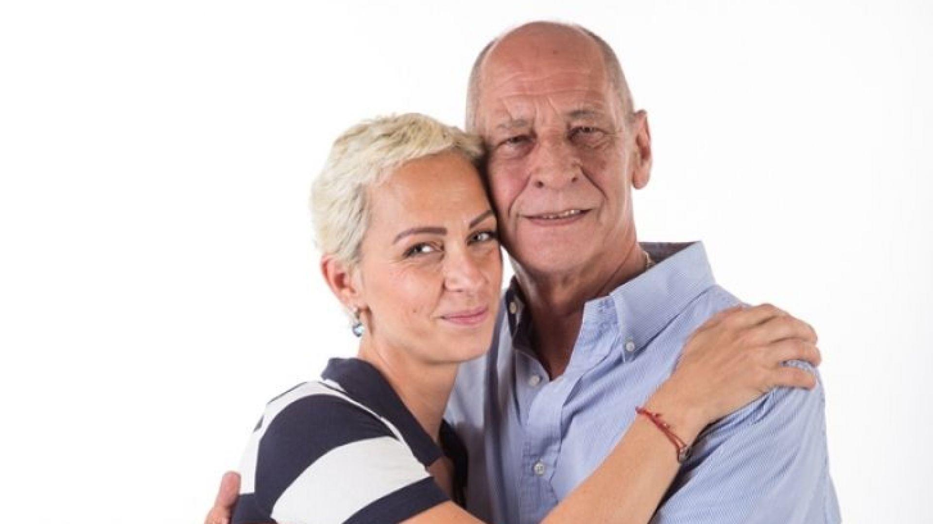 Фондацията на Нана с опит да помогне и на мъжете до жени с рак на гърдата
