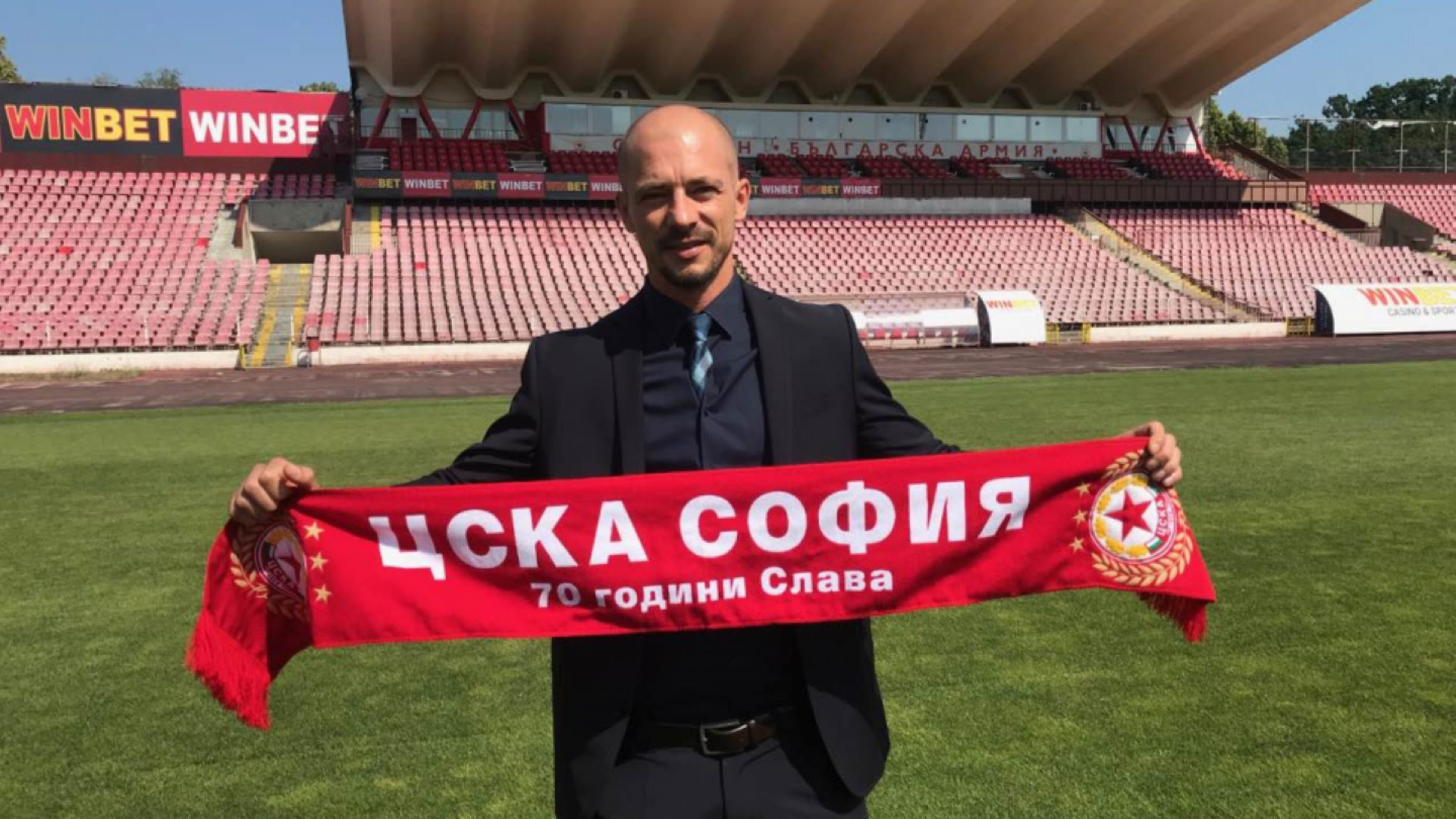 Треньорът на ЦСКА: Най-хубавото на зимната подготовка е, че свърши!