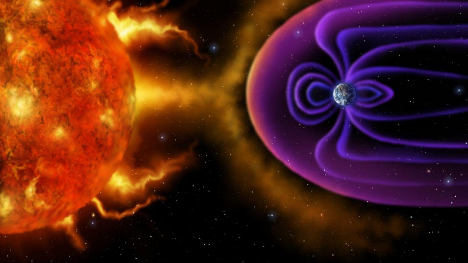 Руски астрономи: Иде мощна магнитна буря (снимки)