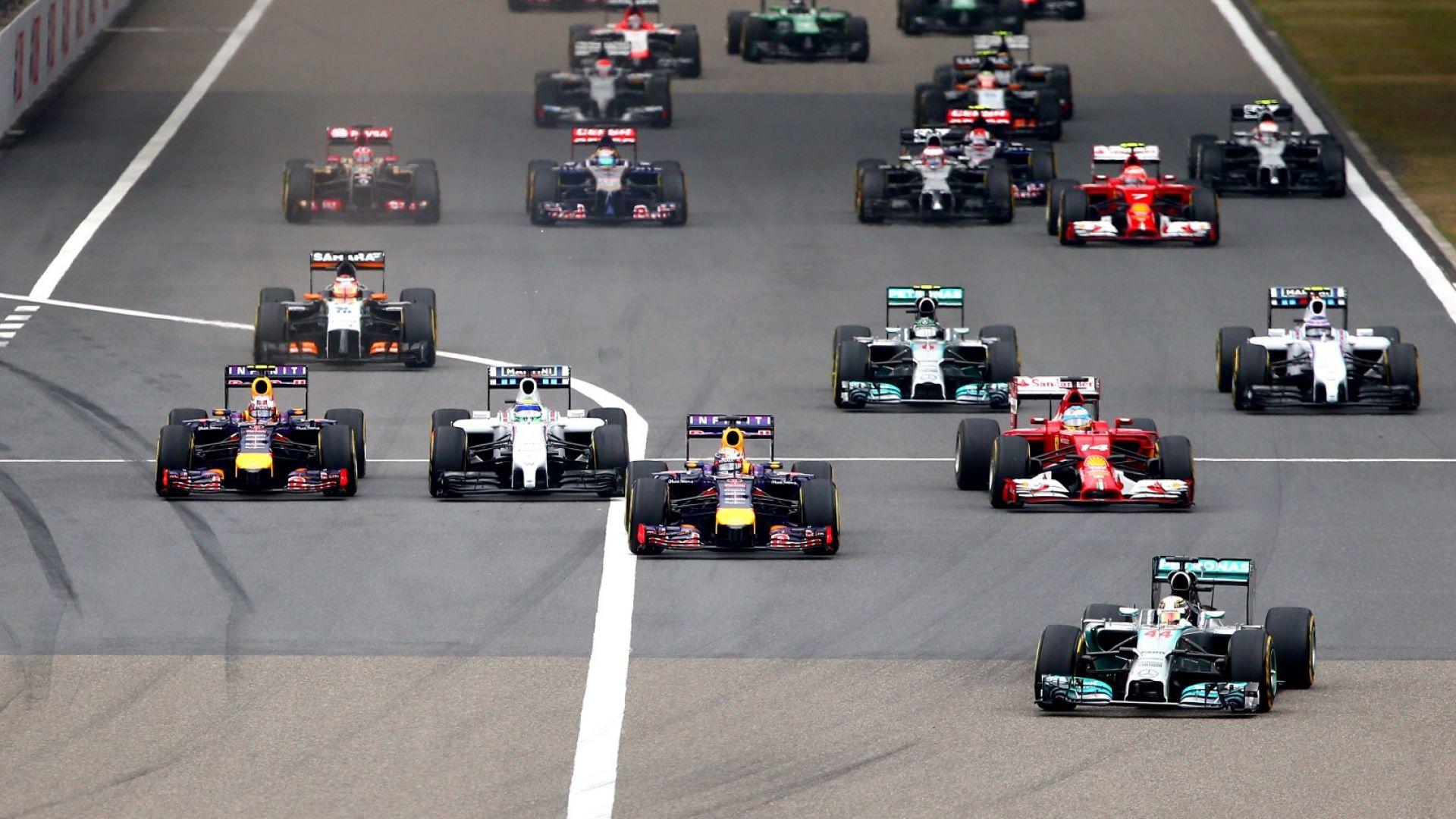 Формула 1 обсъжда по-кратки състезания и по-малко тренировки