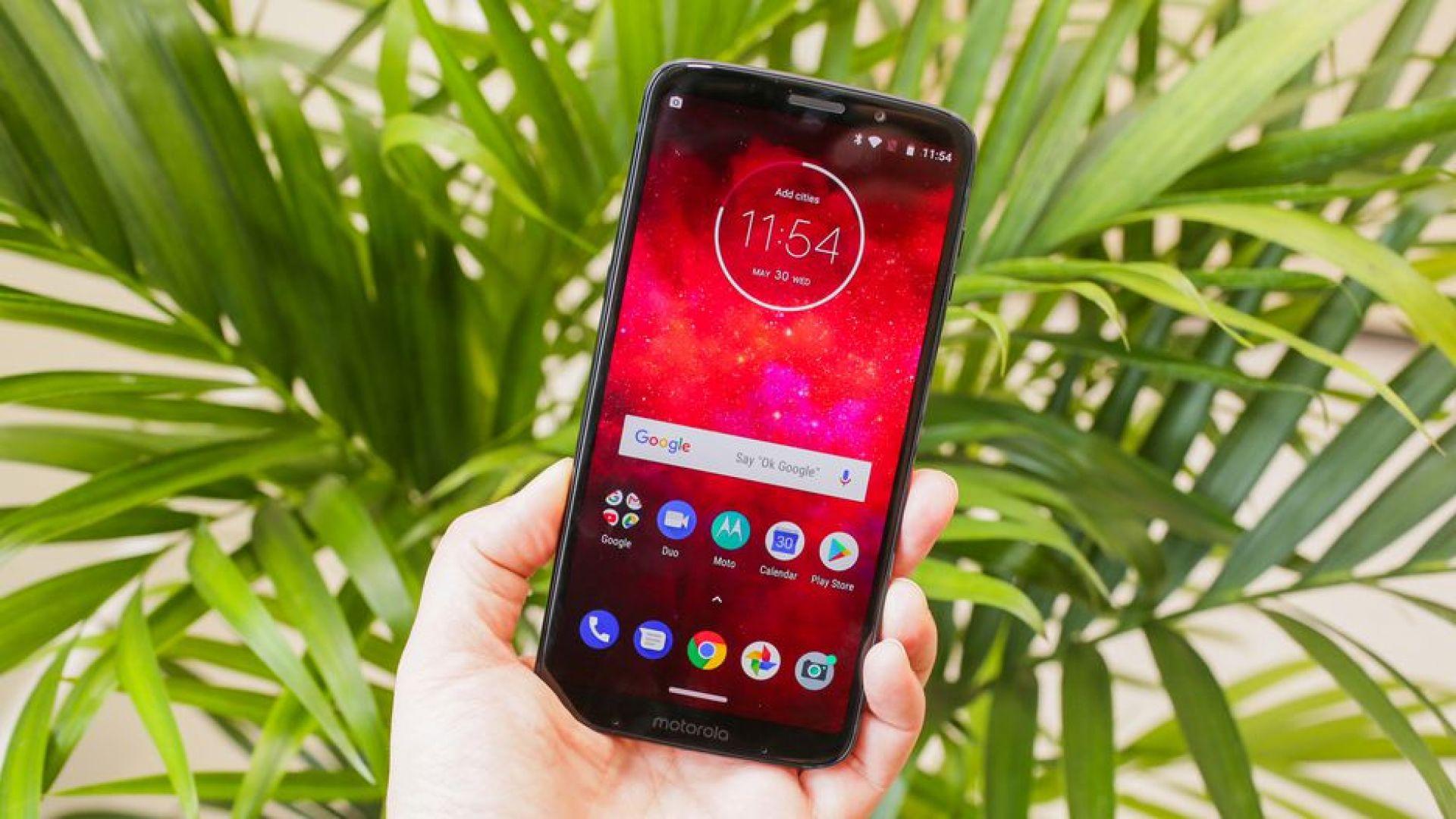 Motorola представи новия си модулен смартфон