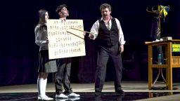 Камен Донев и моноспектаклите му превземат сцената в парка на Военна академия