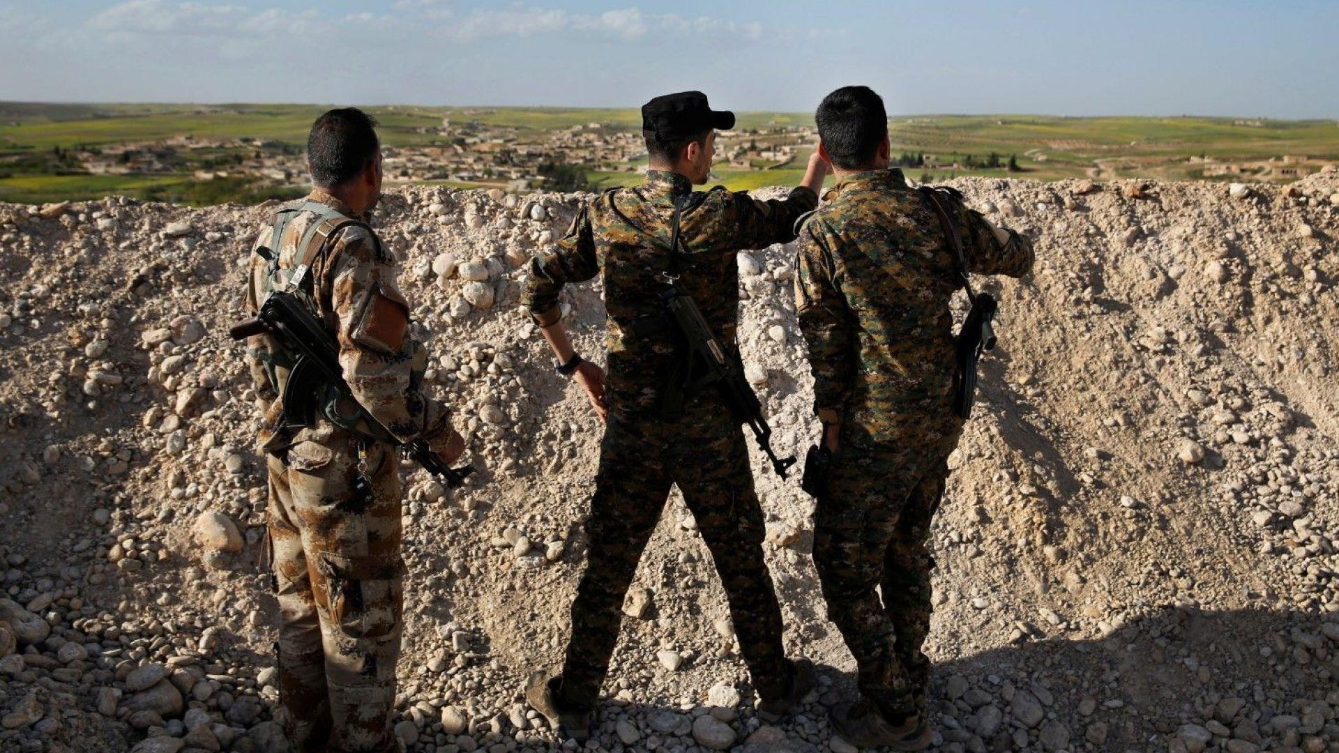 Експерт: Сирия вече е разделена, военните действия там приключват