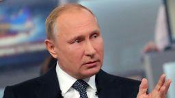 Рейтингът на Путин пада заради скъпите горива и пенсионната реформа