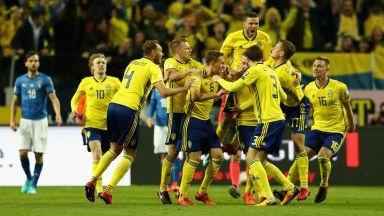 Отборите на Мондиал 2018: Шведите, които видяха сметката на Италия и Холандия