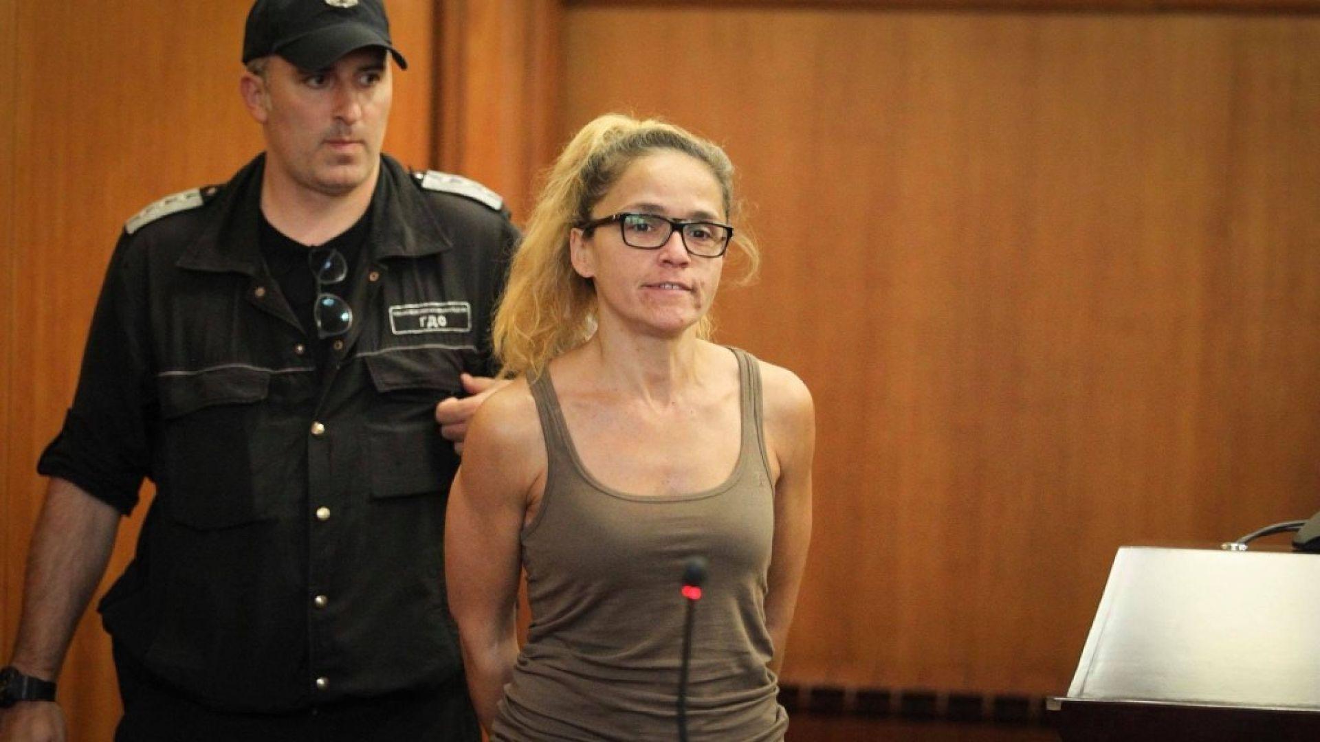 Десислава Иванчева е в затворническата болница