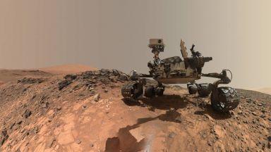 НАСА откри възможни признаци на живот на Марс