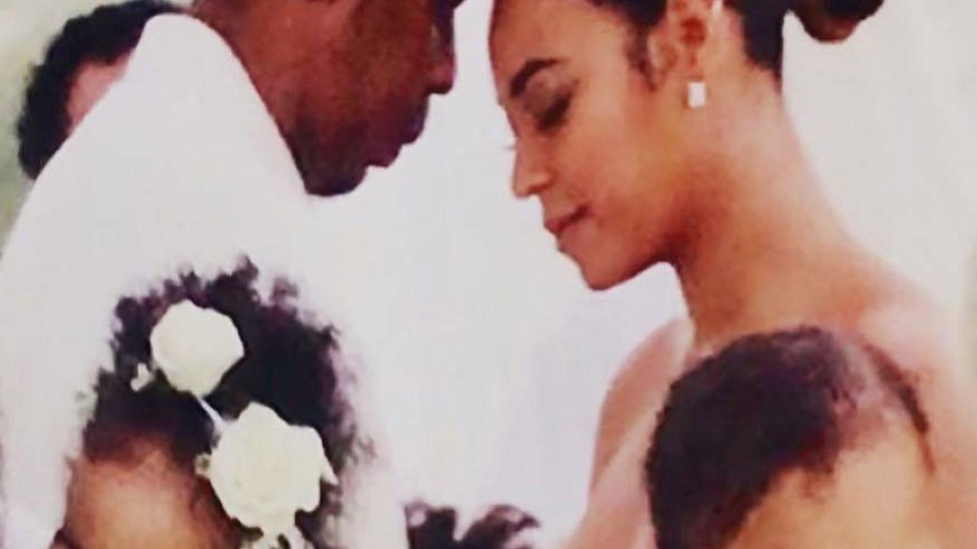 Бионсе и Джей Зи са се венчали отново (видео)