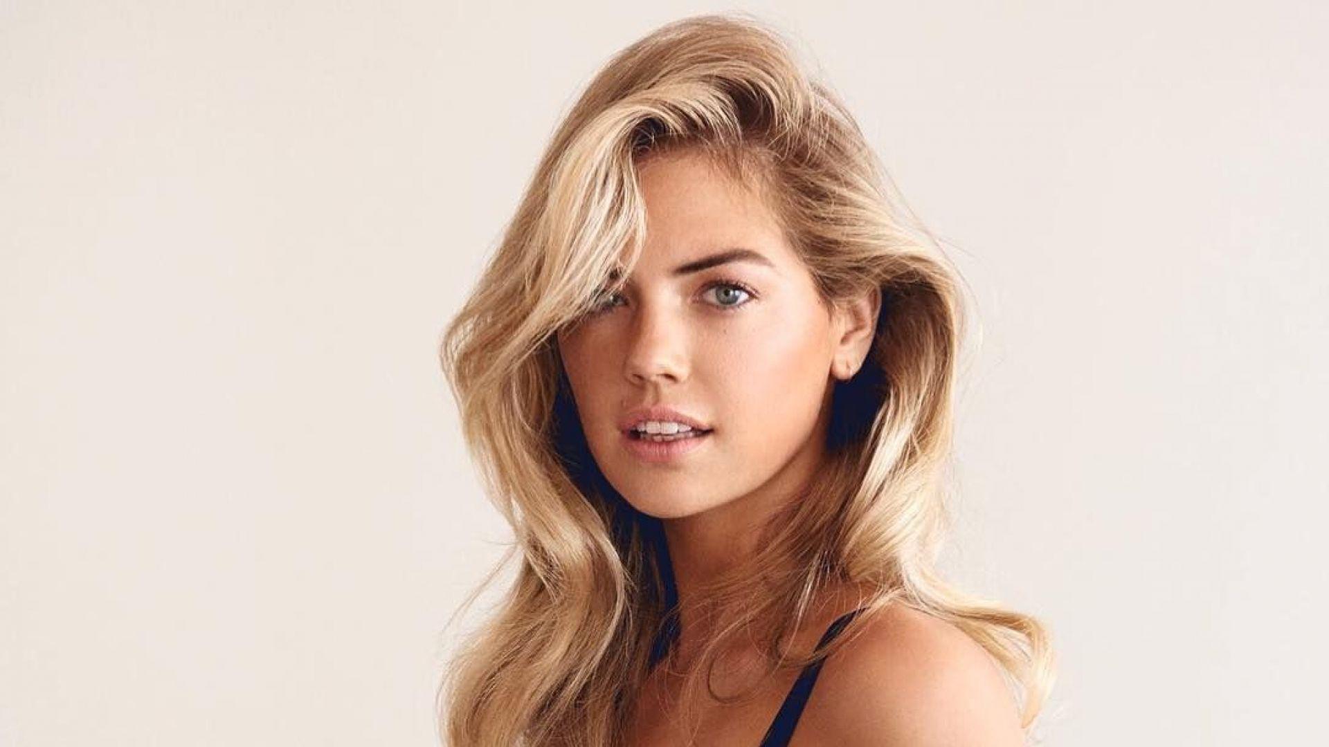 Моделът Кейт Ъптън роди момиченце