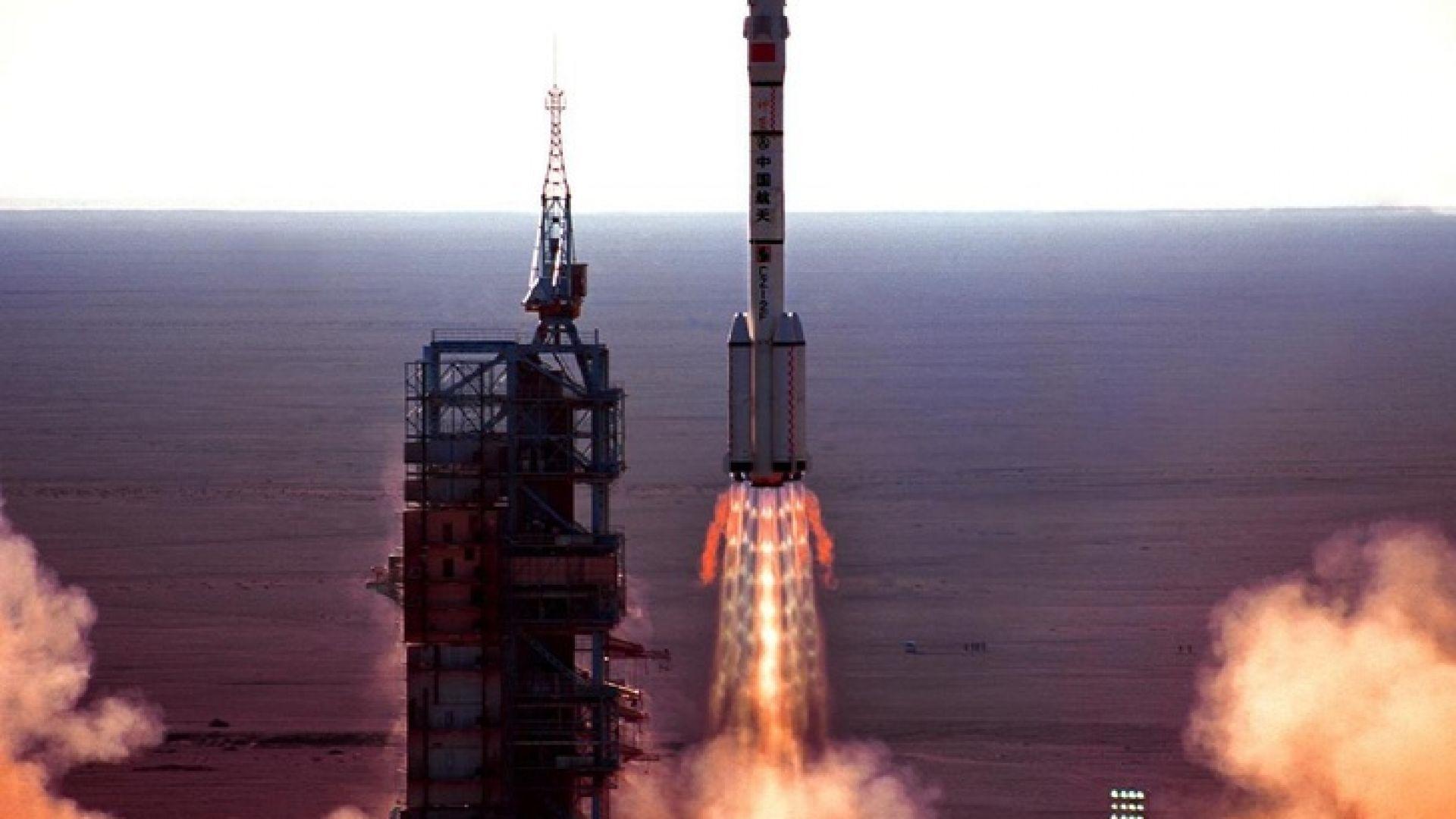 Китай подготвя най-мащабната си мисия с хора в Космоса