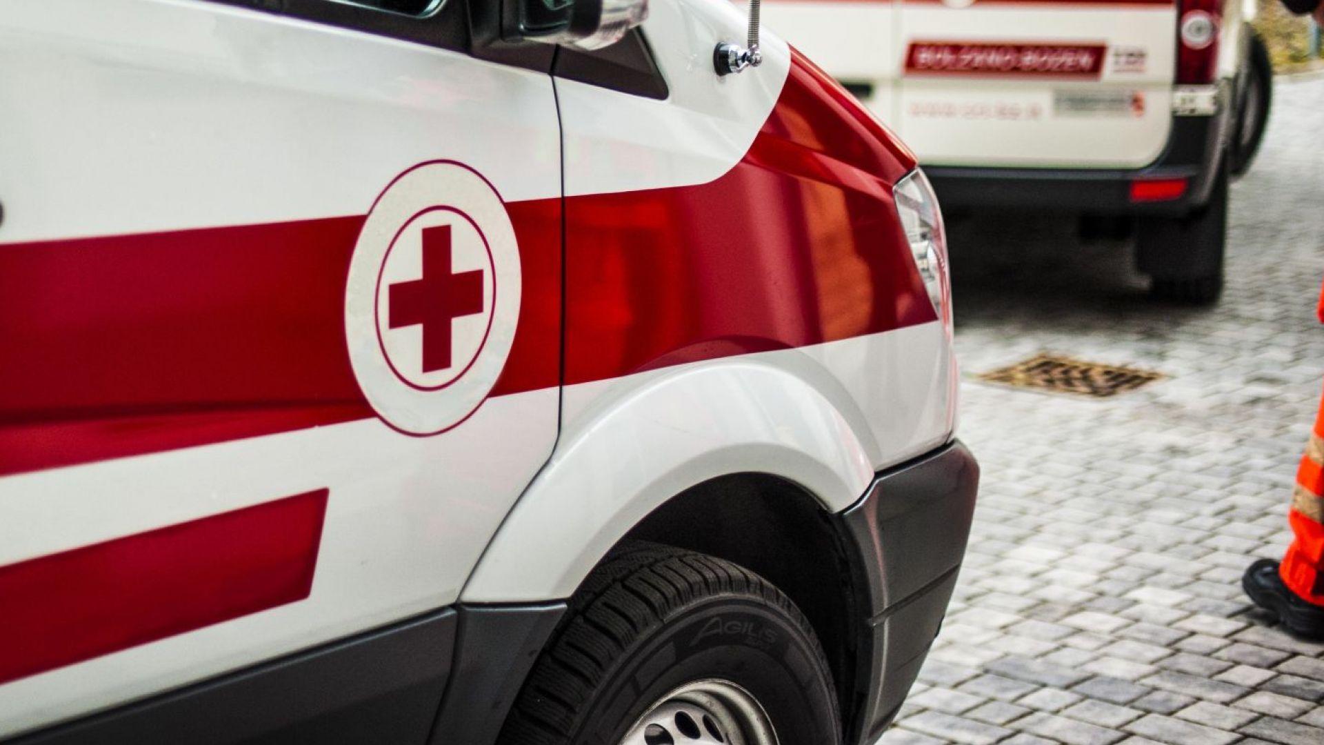 50-годишна жена се самозапали в Кочериново