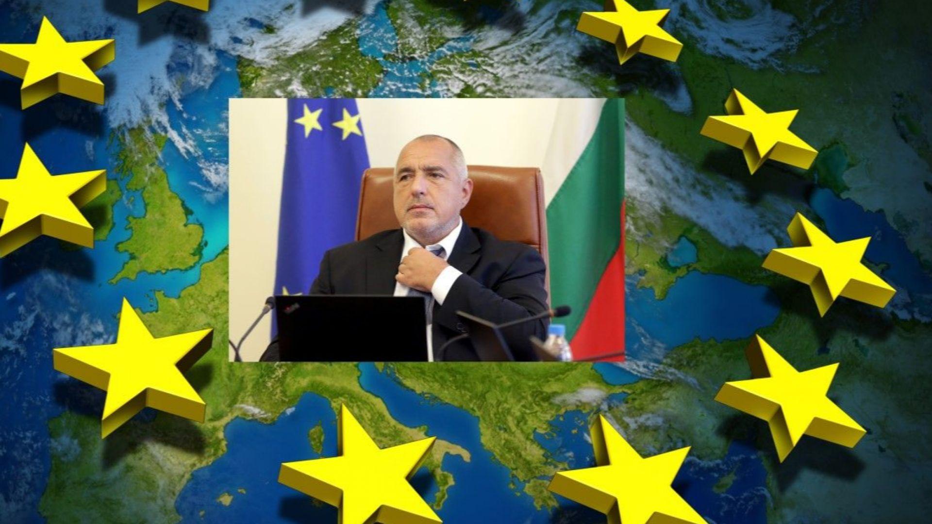 Борисов загатна за опасност от нова война и още мигранти