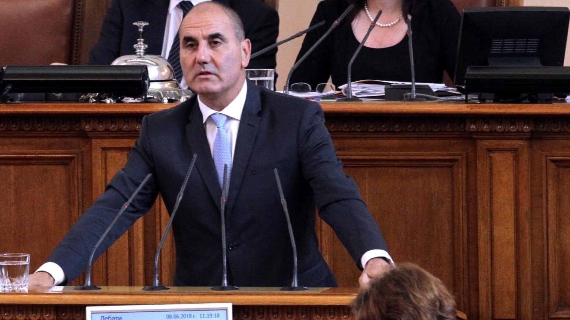 ГЕРБ подкрепя ВМРО за ромите