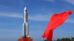 Китай изстреля своята най-мощна ракета