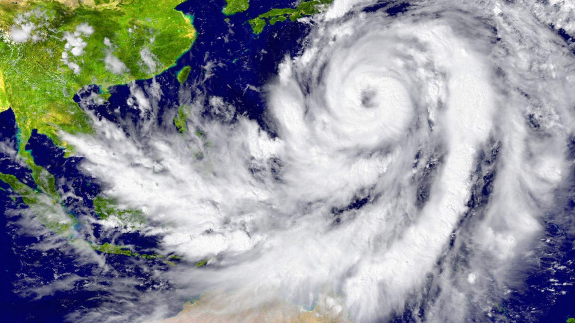 По-силни тайфуни удрят Китай и Япония
