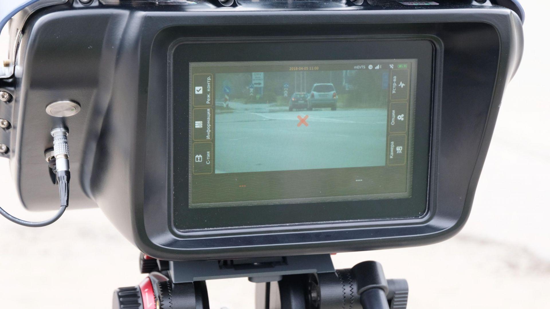 Камера засекла над  60 000 джигити на булевард в Русе